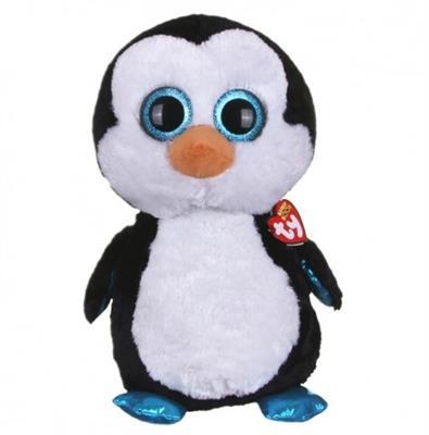 f62afa0d14c Ty Beanie Boo s L Waddles pinguin - 40cm
