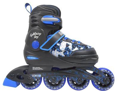 e4a91909bd0 Inline Skate Lightning L - Boy - Maat 38-41 | De Kinderplaneet
